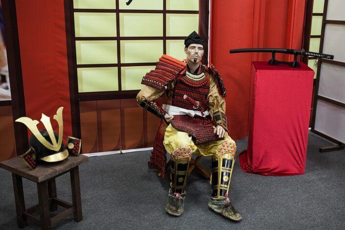 Droga wojownika - droga samuraja