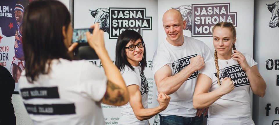 Jasna Strona Mocy Tremer Personalny Katowice Wege