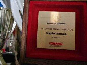 Zwycięstwo trenera personalnego katowice w plebiscycie na sportowca dekady